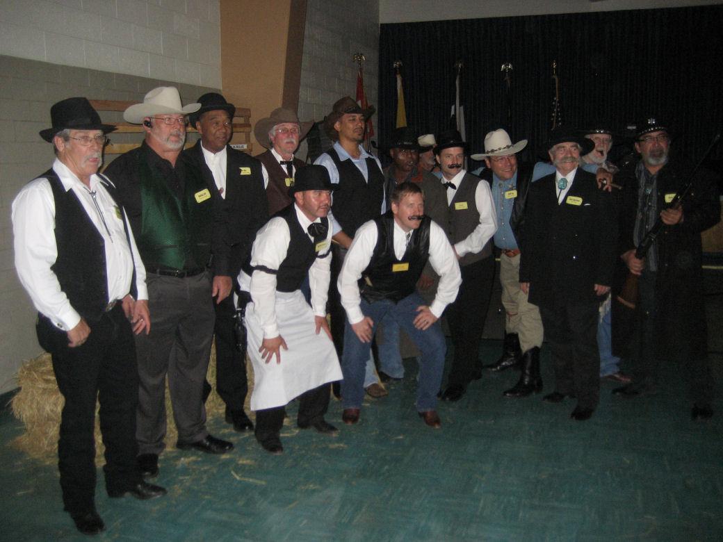 Wild West Guys